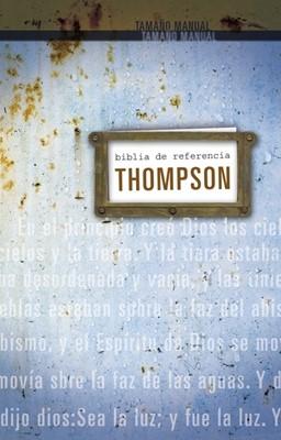 Biblia de referencia Thompson, tamaño personal (Tapa Dura) [Biblia]