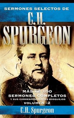 Sermones selectos de C.H. Spurgeon Vol. 2 (Rústica) [Libro]