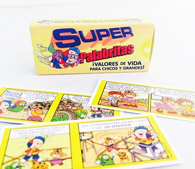 SUPER PALABRITAS X30 PALABRITAS (caja de promesas) [Misceláneos]