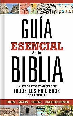 Guía esencial de la Biblia (Tapa Dura) [Libro]