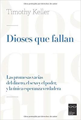 Dioses que fallan [Libro]