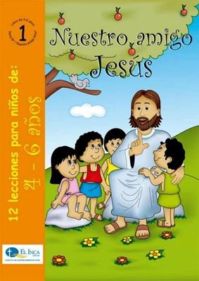 Edad 4/6 T1 Nuestro amigo Jesús