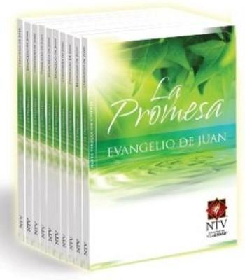 La Promesa: Evangelio de Juan (Paq. 10) (Rústica)