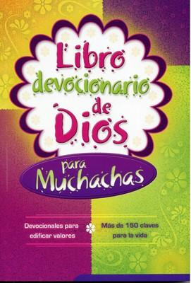 Libro Devocionario de Dios para Muchachas (Rústica) [Libro]