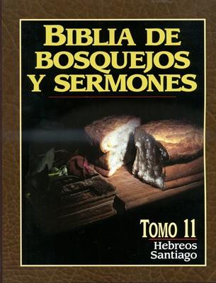 Biblia de Bosquejos y Sermones (Rústica) [Libro]