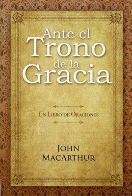 Ante El Trono De La Gracia (Rústica)