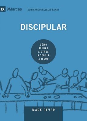 Discipular (Tapa rústica suave) [Libro]