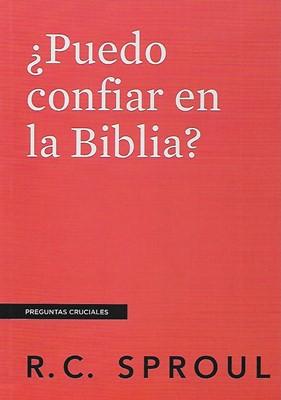 ¿Puedo Confiar en la Biblia? (Tapa rústica suave) [Libro]
