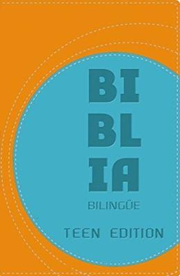 Biblia Bilingüe Teen Edition NVI (Símil Piel ) [Biblia]