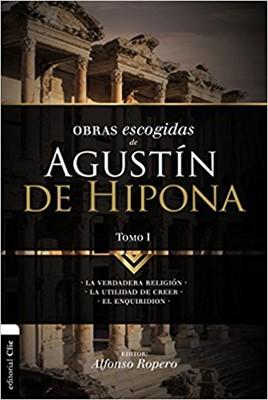 Obras Escogidas De Agustín De Hipona Tomo 1 (Rústica)