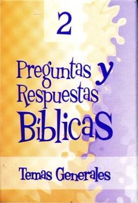 Preguntas y Respuestas Bíblicas Bilingüe #2 (Caja) [Libro]