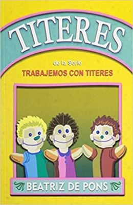 TITERES (Tapa suave) [Libro de Niños]