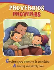 PROVERBIOS COLOREAR BILINGUE