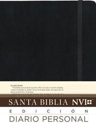 Santa Biblia NVI, Edición Diario Personal - Tapa Dura