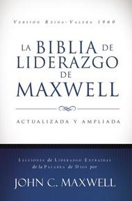 La Biblia De Liderazgo De Maxwell