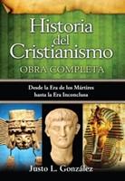 Historia del Cristianismo -Obra Completa (Tapa Dura)