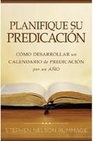 Planifique Su Predicación (Rústica) [Libro]
