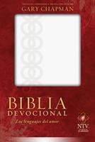 Biblia Devocional Los Lenguajes Del Amor (Imitación Piel / Blanco)