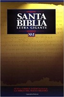Biblia Letra Gigante NVI