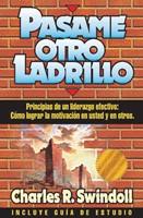 Pásame otro ladrillo (Rústica) [Libro]
