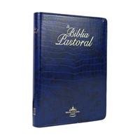 Biblia Pastoral Azul