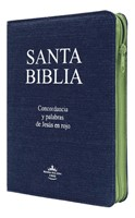 Biblia Tamaño Bolsillo RVR 1960 Brasileña