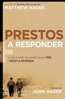 PRESTOS A RESPONDER (Rustica) [Libro]