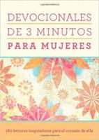 Devocionales De 3 Minutos Para Mujeres