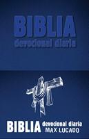 Biblia Devocional Diaria Azul (Imitación Piel)