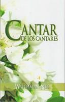 Cantar de los Cantares (Rustica) [Libro]
