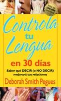 CONTROLA TU LENGUA EN 30 DIAS BOLSILLO