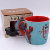 Taza Vintage