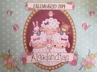 Calendario 2018 Algodoncitas