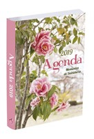 Agenda 2019 Momentos de Sabiduría (Rosas)