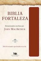 Biblia RVR1960 Fortaleza Marron