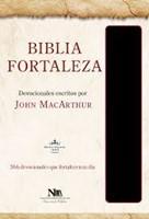 Biblia RVR1960 Fortaleza Negra
