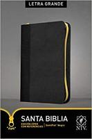 Santa Biblia NTV Letra Grande Referencias [Biblia]