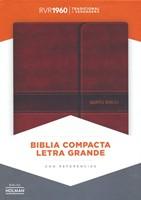 Biblia RVR1960 compacta letra grande