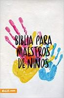 Biblia Para Maestros de Niños NBV