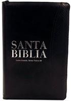 Biblia Reina Valera 1960 Letra Grande Mediana Negro