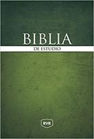 Biblia de Estudio Reina Valera Revisada
