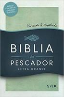 Biblia del Pescador Letra Grande