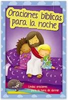 Oraciones bíblicas para la noche