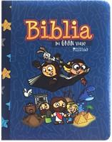 Biblia Mi Gran Viaje- Azul