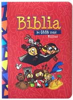 Biblia Mi Gran Viaje- Roja