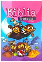 Biblia mi Gran Viaje - Tapa Dura