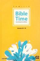 Tiempo en la Biblia Tomo 2- Génesis 28-50