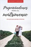 Preparándonos para el Matrimonio (Rústica) [Libro]