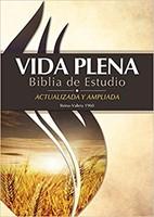 Vida Plena Biblia de Estudio