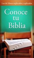 Conoce tu Biblia - Nueva Ed. (Rústica) [Libro]